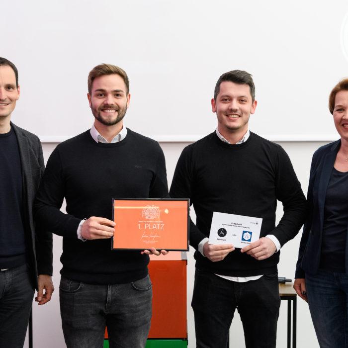 Smart City Wettbewerb: Prämierung