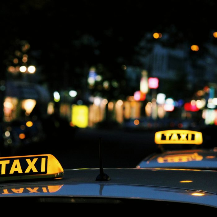 Taxistand 4.0