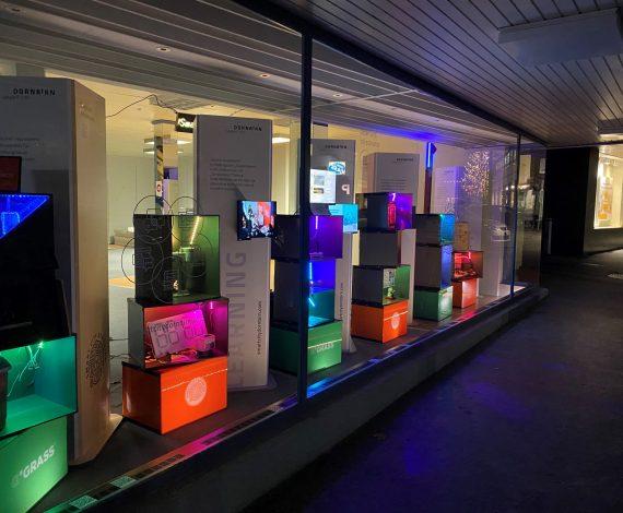 Smart City pop-up Dornbirn